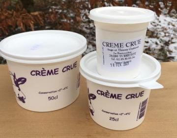 Crème crue 50cl