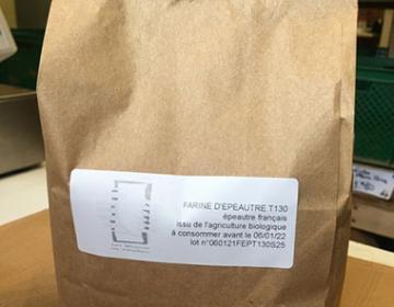 Farine d'Épeautre 1 kg