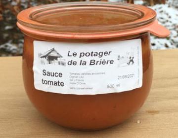 Sauce tomate 500 ml