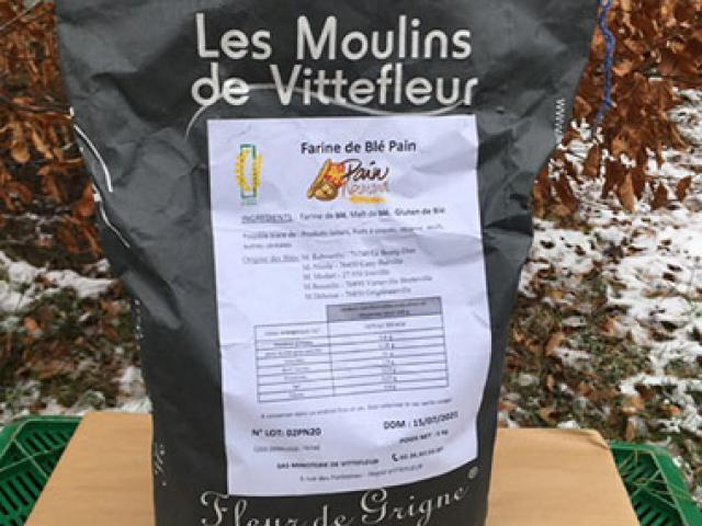 Farine Pain Normand 5 kg