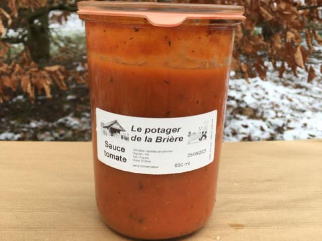 Sauce tomate 850 ml